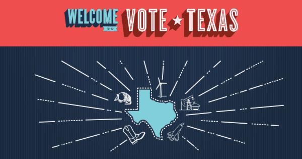 Vote Texas Logo